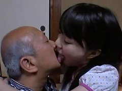 Old Men Pervs Out On His Grandaughter