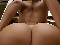 This Chick In Jeans Angeline A Has Perfect Boobs And Perfect Ass