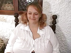 Mom With Flabby Body & Ultra-saggy Boobs