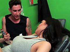 Bang Confessions Busty Asian Brenna Climax Getting A