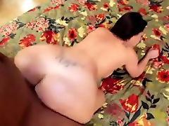 Big Venezuelan Booty - Face Down Ass Up