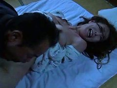 Reiko Sawamura Gets Her Pussy Licked And Fucked At Night