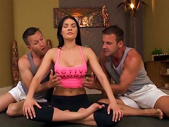 Anal Threesome With Kitana Lure