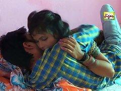 Beautiful Dark Skin Indian Hottie Wants Romance With Her Boyfriend