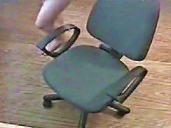 Housewife Gets Caught Masturbating On Hidden Camera