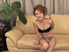 Two Men Fondled Blindfolded Horny Asian Slut Pleasuring Her