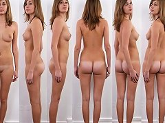 Dressed And Undressed Girls Charlottc