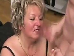 Big Mature Woman Fucked In All Holes