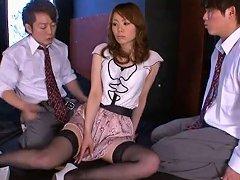 Eri Ouka Hot Japanese Teacher