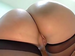 Pawg Teasing Her Big Ass Ready For To Fuck