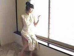 Ayase Ru Gold Bikini Cosplay Free Bizarre Porn Video 3f