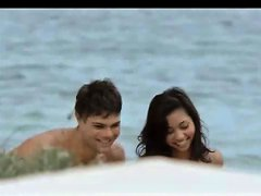 Divinely Hot Lovers Sex On The Beach