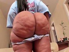 The Butt Big Ass Booty Twerking
