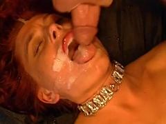 Milf Redhead Mascha Is Fucking In Doggy Style