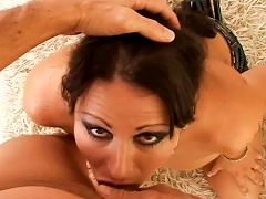 Busty  Blowing In Pov