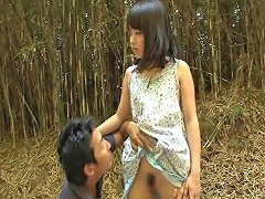 Asian Cowgirl Driving To Forest To Be Ravished Hardcore Doggystyle