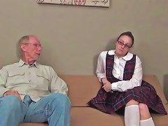 Older Man Fuck Not Schoolgirl