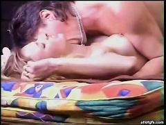Passionate Sex With A Horny  In Homemade Video