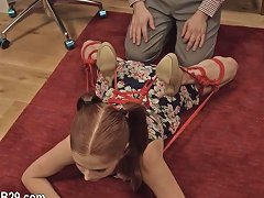 Extreme Whore Violently Ana Penetrated And Banged Bdsm