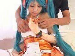 Rei Mizuna Is A Super Cute Japanese Teen Cosplay Superh