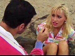 Gabriella Bond Has An Anal Threesome In The Desert Porn Videos