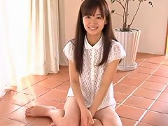Chika Kitano Shows Her Shaved Cunt And Gets It Fingered And Fucked