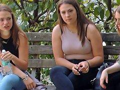 3 Smoking Girls