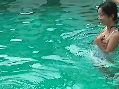 Lio Mee And Nueng Playing In The Pool Hd Porn 5a Xhamster