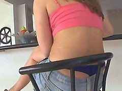 Curvy MILF Expose Her Shapes Video Movie 1