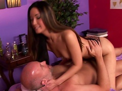 She Can't Help From Sucking This Cock