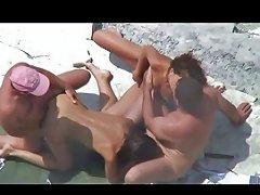 Beach Swinger Free Swingers Porn Video C4 Xhamster